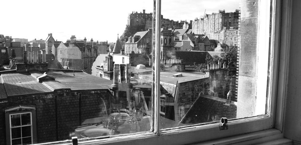 Festival de teatro de Edimburgo Restaurante