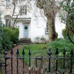 Camino de grava en Hampstead