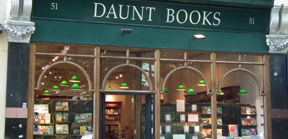 La navidad en Londres Librería