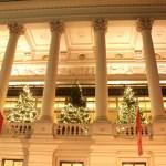 Entrada principal de la Royal Opera House