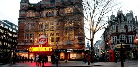 Musicales en Londres Palace Theatre