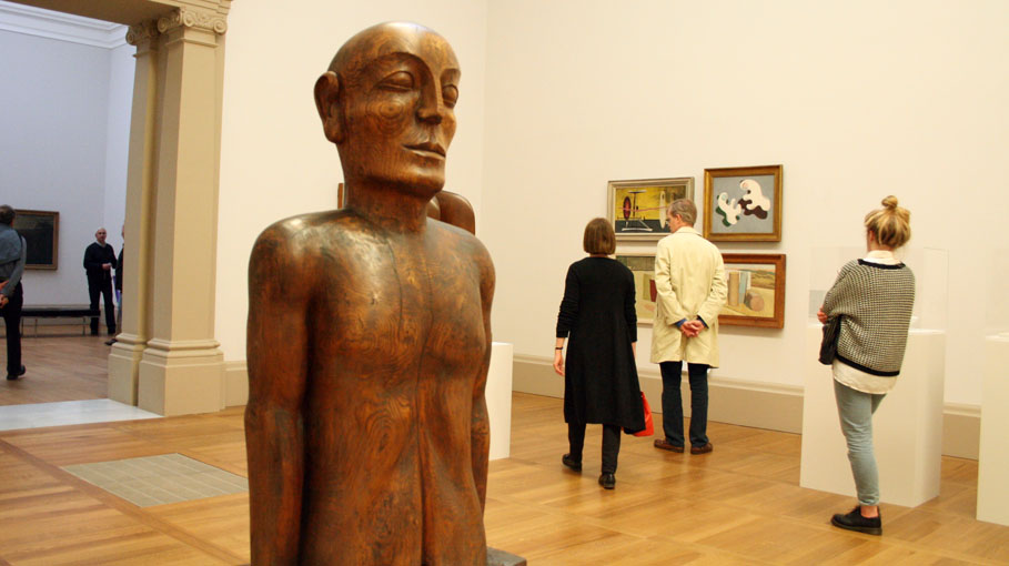 TAte Britain de Londres Escultura