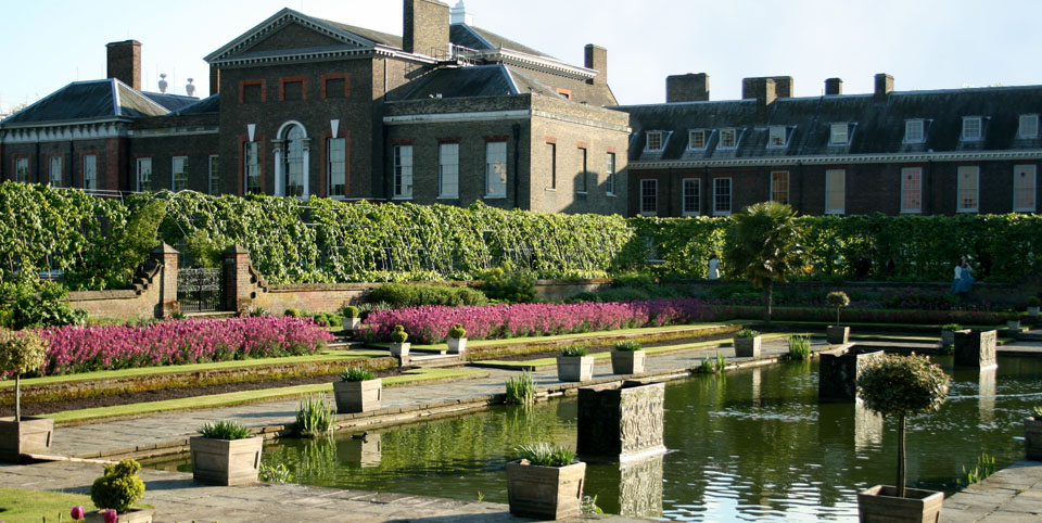 Patinar por Hyde Park Kensington Palace