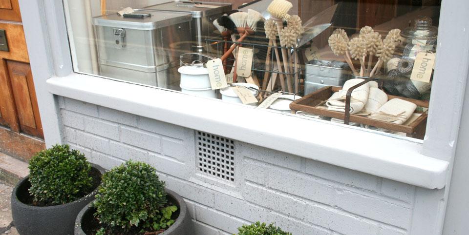 Tiendas de decoración de Londres Ecora