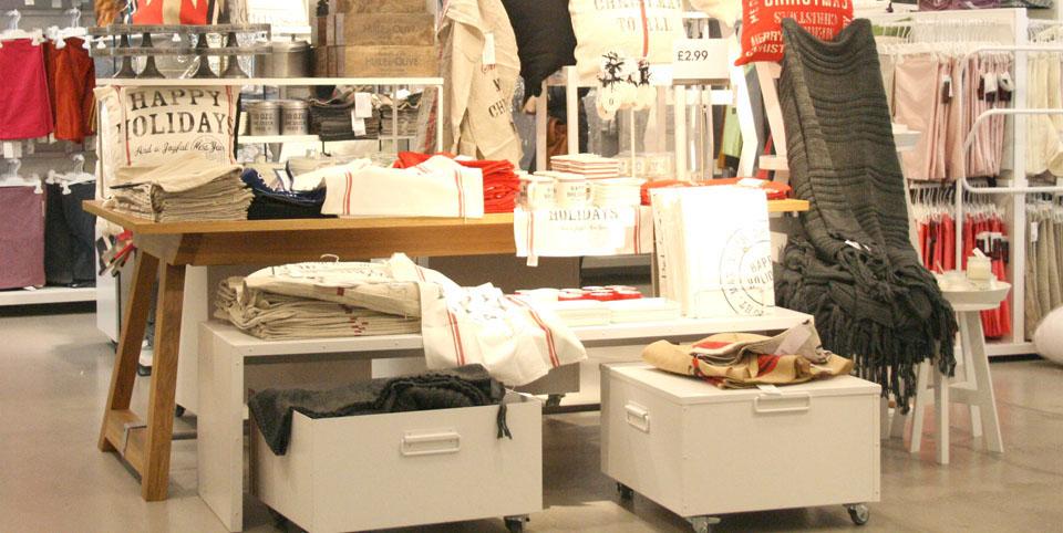 Tiendas de decoración de Londres H&M