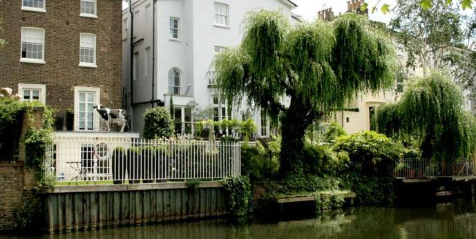 Canal de Camden Town