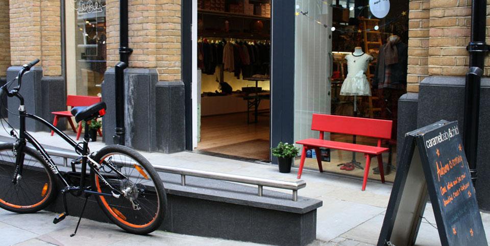 Las mejores tiendas de ropa para niños en Londres Caramel