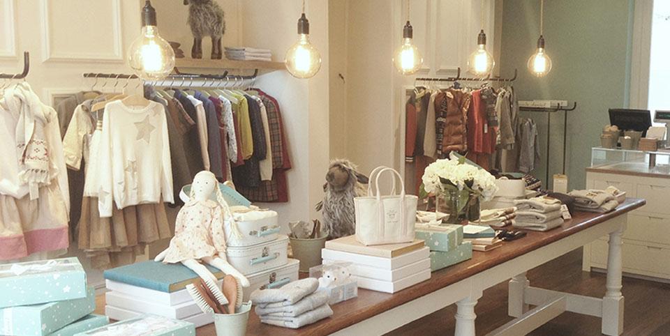 Marie Chantal tienda