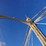 Albert Bridge está lleno de detalles.