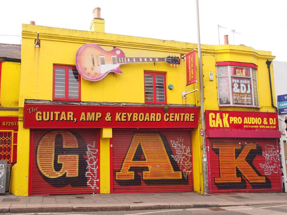 Brighton 12 cosas que puedes hacer North Laine