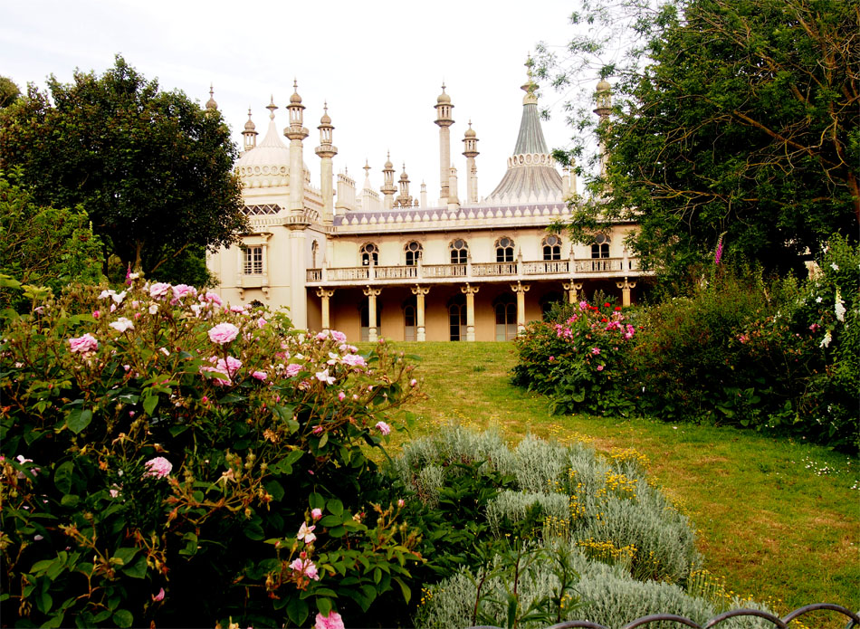 Brighton 12 cosas que puedes hacer jardín royal pavilion