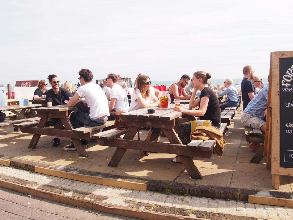 Brighton 12 cosas que puedes hacer terrazas