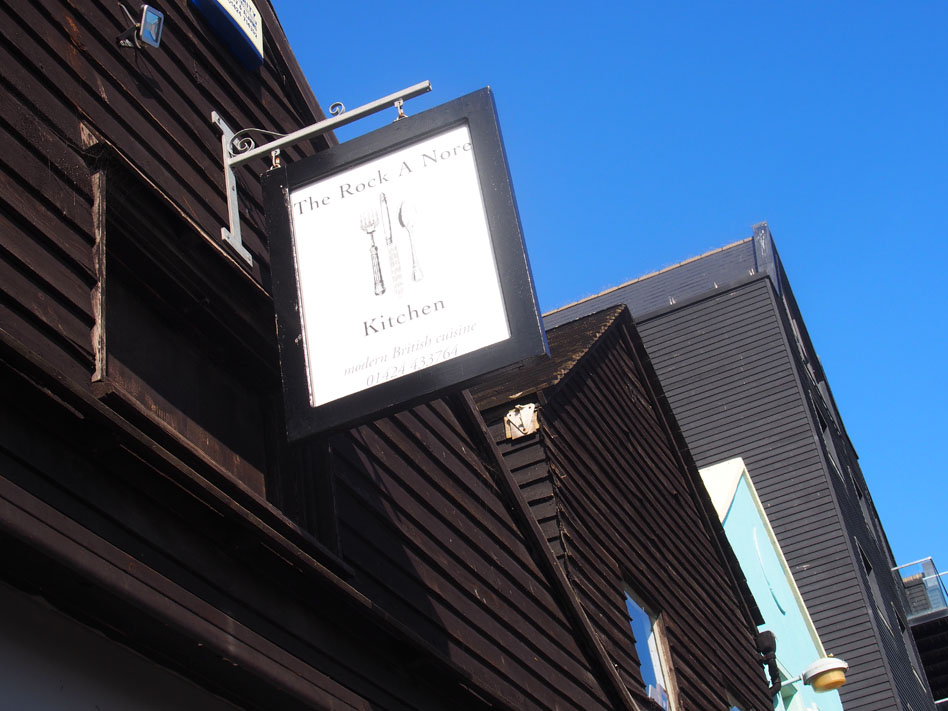 Hastings restaurante