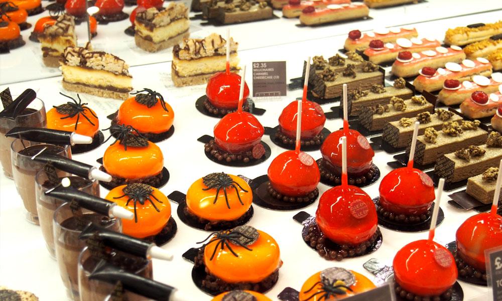Halloween en Londres dulces selfridges