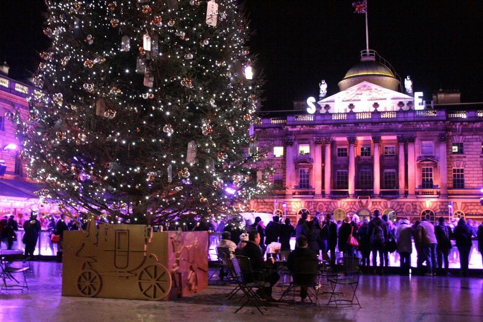 Londres, Navidad