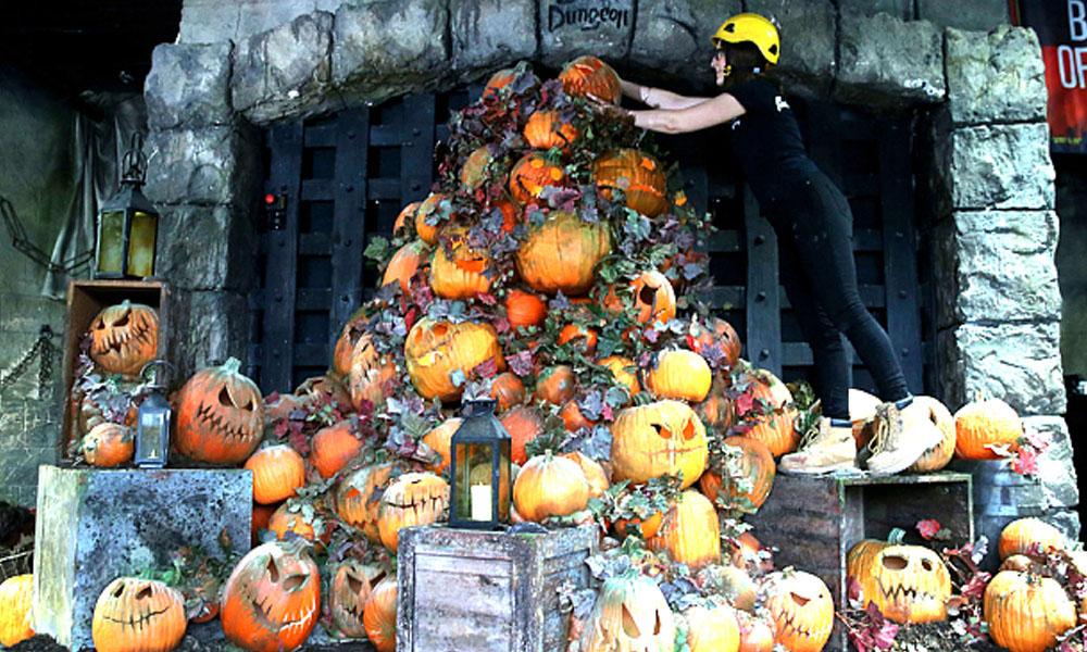 The Dungeon Halloween Londres