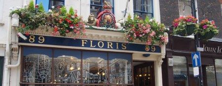 ropa estilo British para hombre en Londres floris
