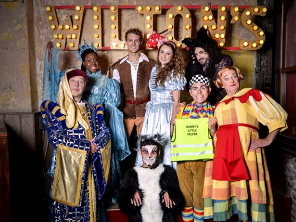 Pantomimes Londres