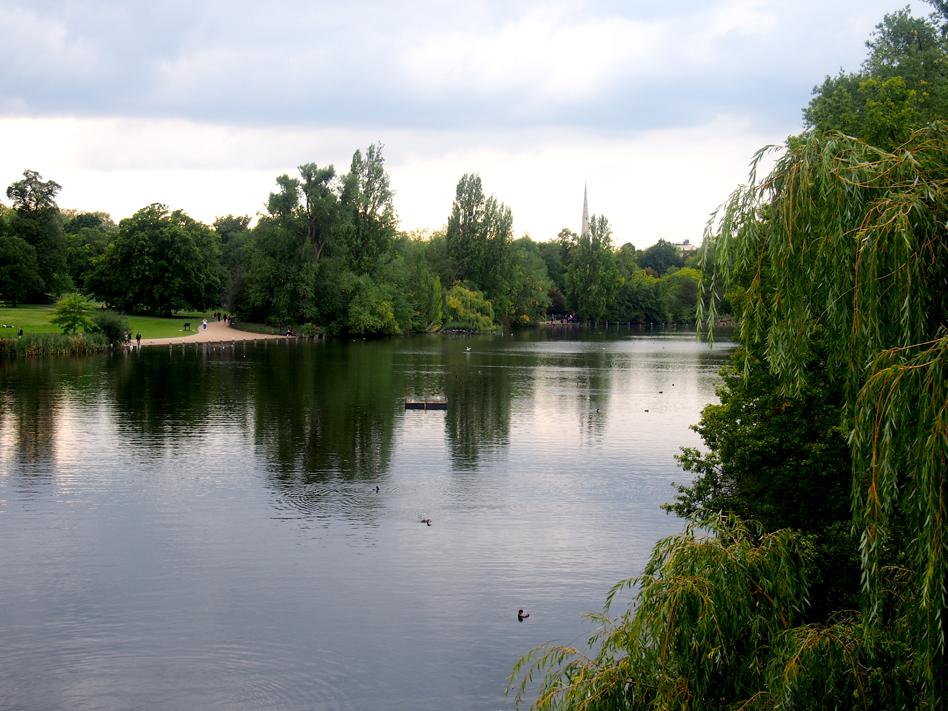 qué ver en Hyde Park serpentine