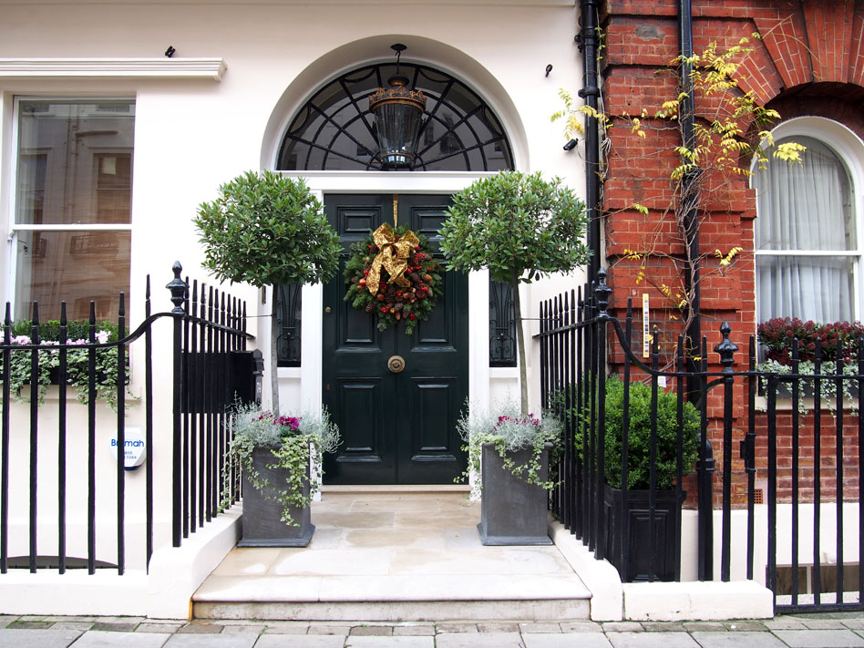 11 puntos ideales de Mayfair casa