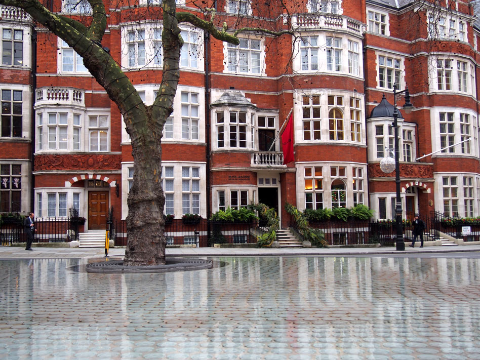 11 puntos ideales de Mayfair Carlos Place