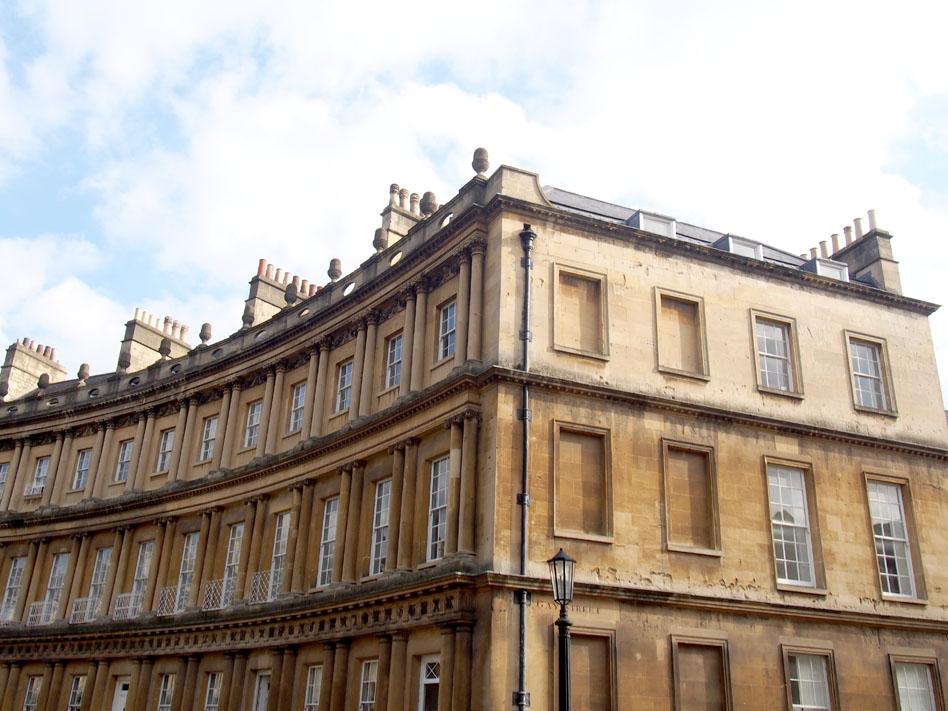 Lo mejor de Bath 25 royal crescent