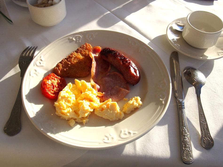 Lo mejor de Bath desayuno