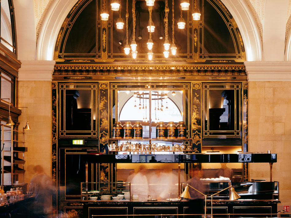 Piccadilly lugares que ver The Wolseley