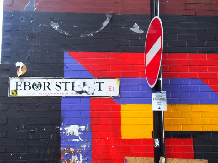 Ebor Street