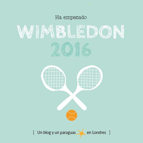 Wimbledon 13 cosas curiosas dibujo