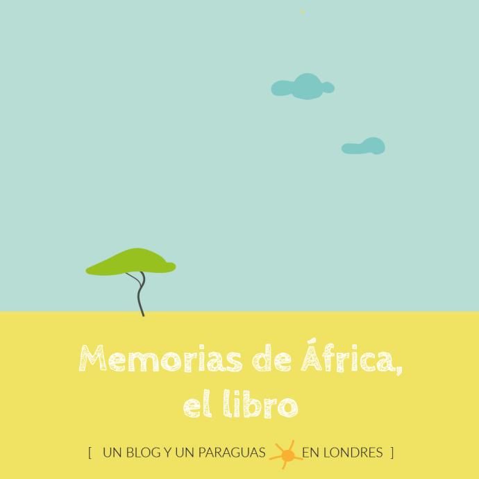 El libro de Memorias de África dibujo