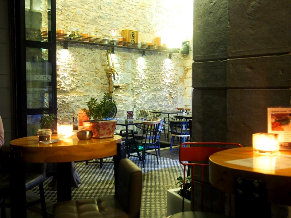 Restaurante en Plaka