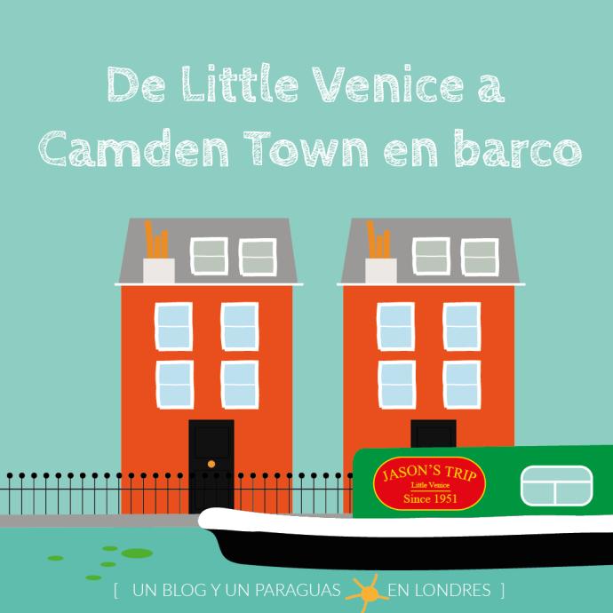 de-little-venice-a-camden-town-en-barco-dibujo