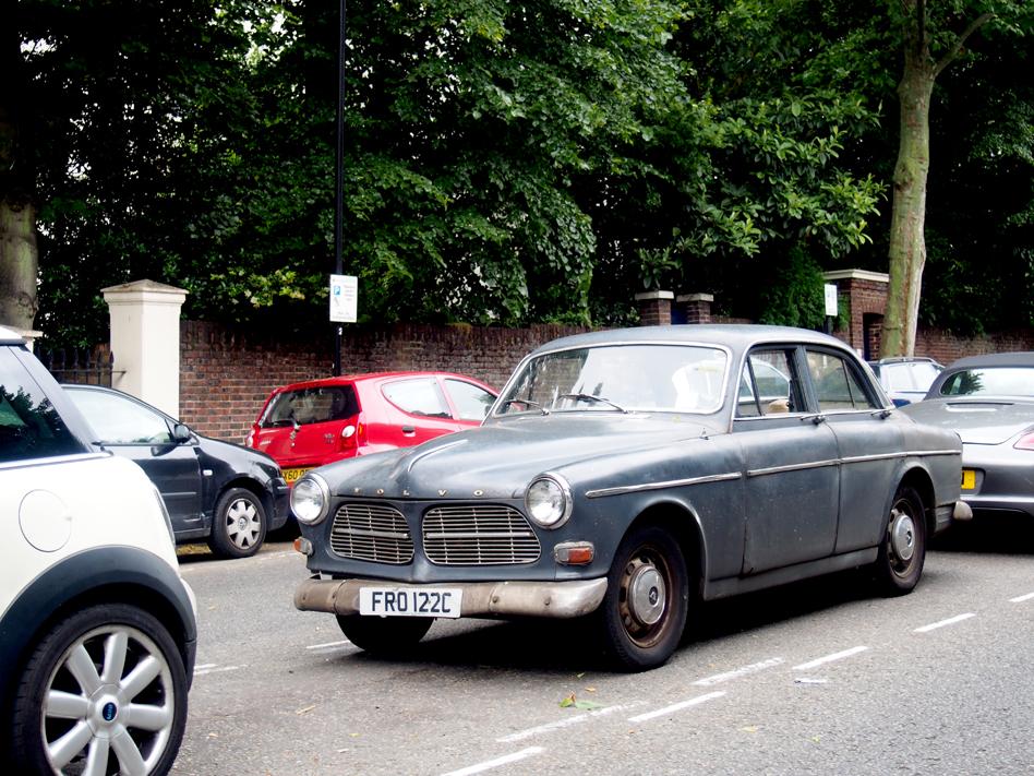Maida Vale coche