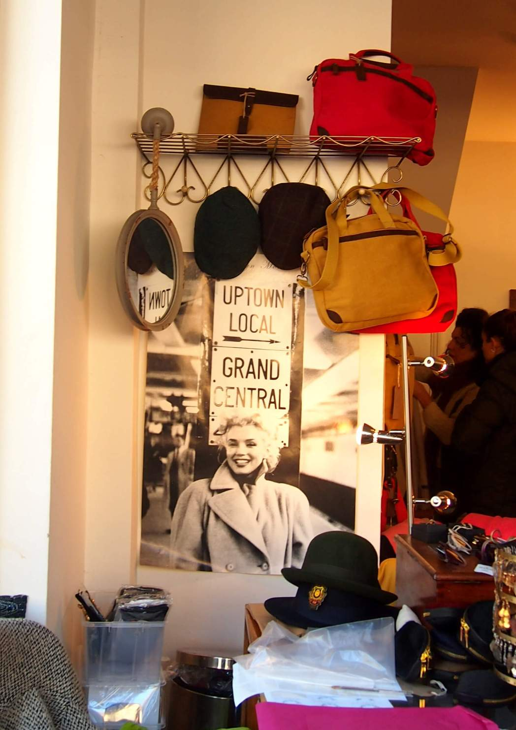 Tiendas cool en Columbia Road interior