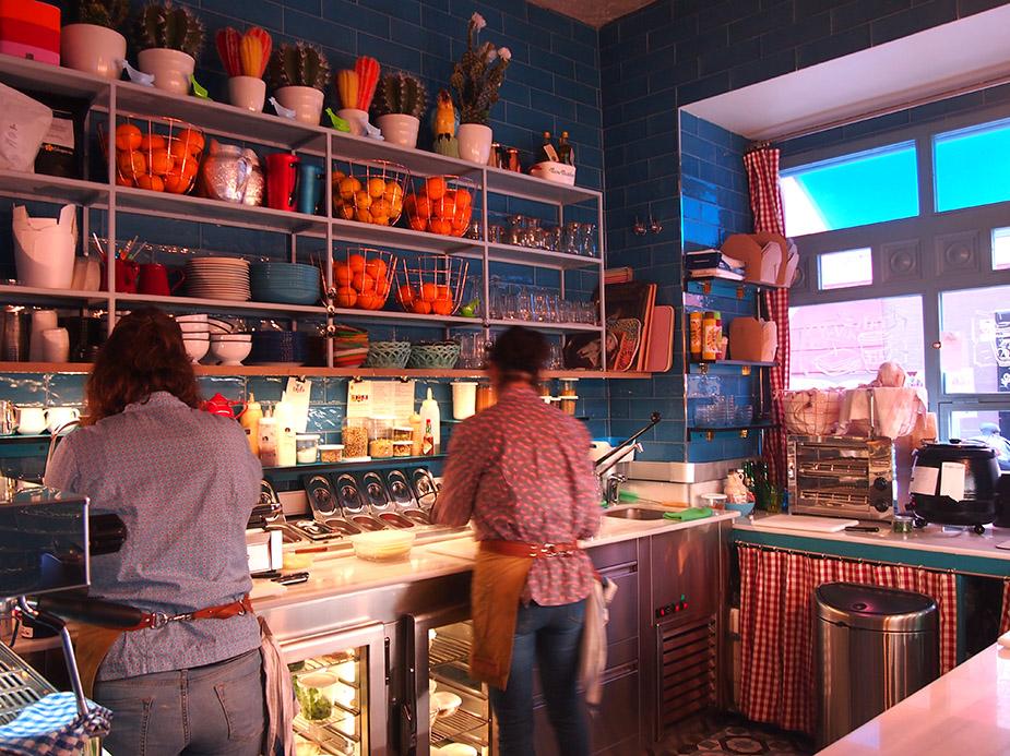 Barrio de las salesas Cripeka cocina