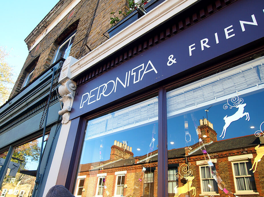 Tiendas de Columbia Road Peponita and friends