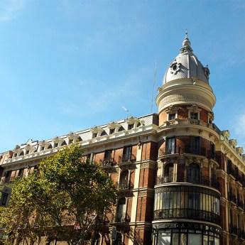 Azoteas de Madrid