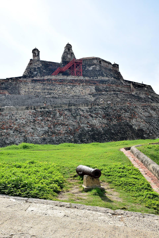 Castillo de San Felipe vista general
