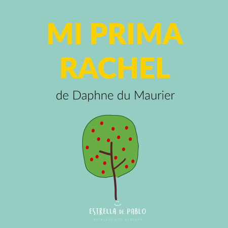 Dibujo La prima Rachel de Daphne du maurier-01