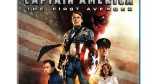 Captain America: The First Avenger Blu-Ray (Oct 31, 2011)