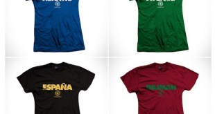 TeamManila España, Loyola Heights, Taft, and Diliman Shirts