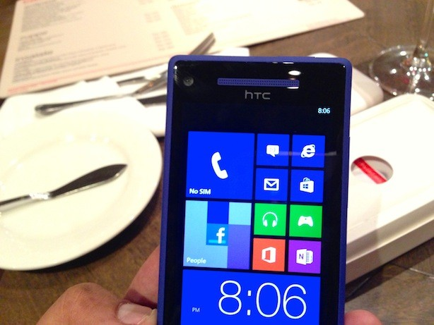 Meet the HTC 8X Windows Phone!