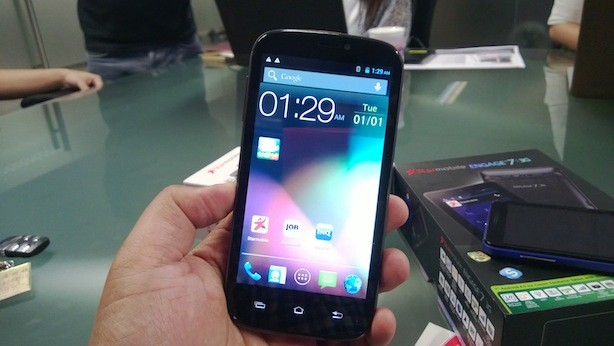We go hands-on with the Starmobile Diamond