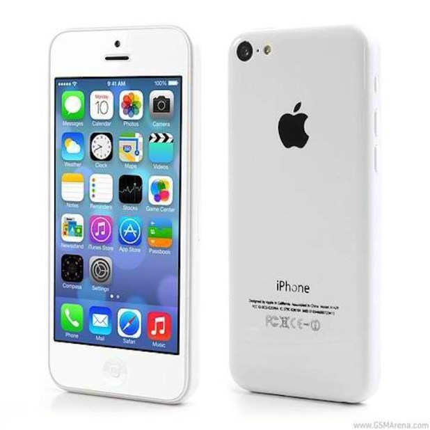Is this the new iPhone 5C?