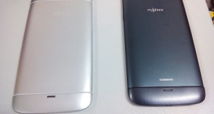 MyPhone Iceberg now comes in white and in midnight blue