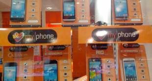 New line-up of smartphones from MyPhone