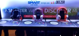 Smart Officially Partners with Deezer