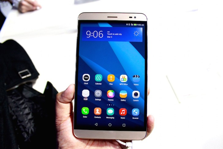 WATCH: Huawei MediaPad X2 Hands-on and Initial Impressions ...