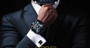Devon's Limited Edition Star Wars Darth Vader Watch Costs 1.3 Million Pesos!